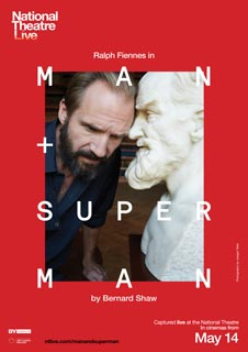 Man and Superman - LIVE - National Theatre